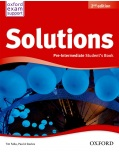 Solutions, 2nd Pre-Intermediate Student's Book (Falla, T. - Davies, P.)
