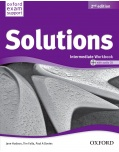 Solutions, 2nd Intermediate Workbook + Audio CD (Falla, T. - Davies, P.)