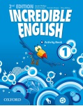 Incredible English, New Edition Level 1 Activity Book (Phillips, S. - Morgan, M. - Redpath, P.)