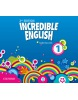 Incredible English, New Edition Level 1 Class Audio CDs (3) (Phillips, S. - Morgan, M. - Redpath, P.)