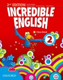 Incredible English, New Edition Level 2 Class Book (K. Grainger, M. Slattery, M. Morgan, S. Phillips)