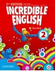Incredible English, New Edition Level 2 Class Book (Phillips, S. - Morgan, M. - Redpath, P.)