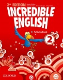 Incredible English, New Edition Level 2 Activity Book (Phillips, S. - Morgan, M. - Redpath, P.)