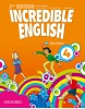 Incredible English, New Edition Level 4 Class Book (Phillips, S. - Morgan, M. - Redpath, P.)