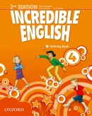 Incredible English, New Edition Level 4 Activity Book (Phillips, S. - Morgan, M. - Redpath, P.)