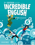 Incredible English, New Edition Level 6 Activity Book (Phillips, S. - Morgan, M. - Redpath, P.)