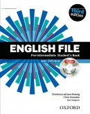 New English File, 3rd Pre-Intermediate Student's Book (2019 Edition) (Oxenden, C - Latham Koenig, Ch. - Seligson, P.)