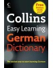 Collins Easy Learning German Dictionary (Easy Learning Dictionary)