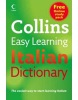 Collins Easy Learning Italian Dictionary (Easy Learning Dictionary)