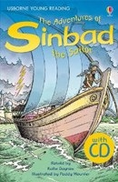 Young Reading 1: Adventures of Sinbad Sailor + CD (Daynes, K.)