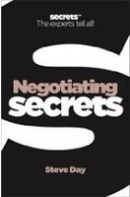Negotiating (Collins Business Secrets) (Brown, D.)