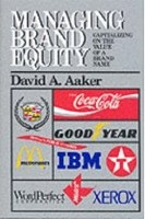 Managing Brand Equity: Capitalizing on the Value of a Brand Name (Aaker, D. A.)