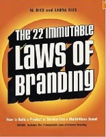 The 22 Immutable Laws of Branding: How to Build a Product or Service Into a World-Class Brand (Ries, A. - Ries, L.)
