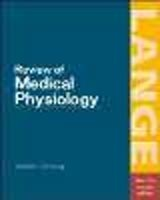 Review of Medical Physiology (Ganong, J. M.)
