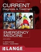 Current Diagnosis and Treatment: Emergency Medicin