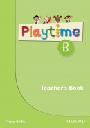 Playtime B Teacher's Book (Selby, C.)