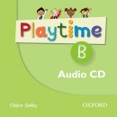 Playtime B Class Audio CD (Selby, C.)