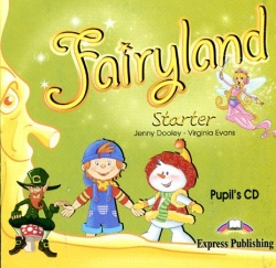 Fairyland Starter - pupil's audio CD (1) (Dooley J., Evans V.)