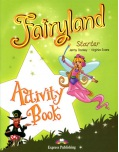 Fairyland Starter - activity book + interactive eBook (Dooley J., Evans V.)