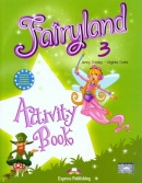 Fairyland 3 - activity book + interactive eBook (Dooley J., Evans V.)