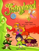 Fairyland 4 - pupil's book (V. Evans, J. Dooley)