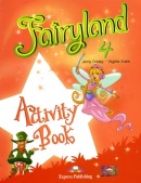 Fairyland 4 - activity book + interactive eBook (Dooley J., Evans V.)