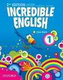 Incredible English, New Edition Level 1 Class Book (S. Phillips, M. Morgan, K. Grainger, M. Slattery)
