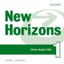 New Horizons 1 Class Audio CD (Radley, P. - Simons, D.)