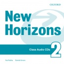 New Horizons 2 Class Audio CD (Radley, P. - Simons, D.)