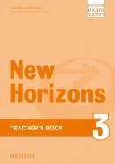 New Horizons 3 Teacher's Book (Radley, P. - Simons, D.)
