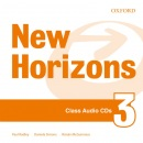 New Horizons 3 Class Audio CD (Radley, P. - Simons, D.)