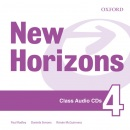 New Horizons 4 Class Audio CD (Radley, P. - Simons, D.)
