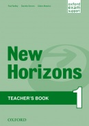 New Horizons 1 Teacher's Book (Radley, P. - Simons, D.)