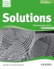 Solutions, 2nd Elementary Workbook + Audio CD (Falla, T. - Davies, P.)