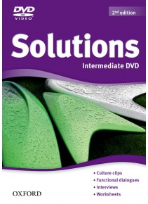 Solutions, 2nd Intermediate DVD (Falla, T. - Davies, P.)