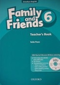 American Family and Friends 6 Teacher's Book + CD (Simmons, N. - Thompson, T. - Quintana, J.)