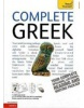 Teach Yourself Complete Greek (Book/CD Pack) (Matsukas, A.)