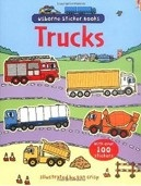 Trucks Sticker Book (Taplin, S.)