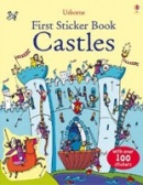 Castles (Usborne First Sticker Books) (Taplin, S.)