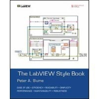 The Labview Style Book (National Instruments Virtual Instrumentation) (Blume, P. A.)
