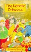 The Karate Princess (Puffin Books) (Strong, J.)