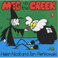 Meg Up the Creek (Picture Puffin) (Nicoll, H. - Pienkowski, J.)