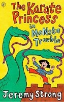 The Karate Princess in Monsta Trouble (Strong, J.)