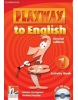 Playway to English, 2nd Edition 1 Activity Book + CD (Gerngross, G. - Puchta, H.)