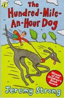 Hundred Mile an Hour Dog (Young Puffin Modern Classics) (Strong, J.)