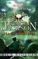 Percy Jackson and the Sea of Monsters (Riordan, R.)