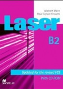 New Laser B2 Student's Book + CD-rom (Mann, M. - Taylore-Knowles, S.)