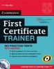 FC Trainer (B2)  Practice Tests with key + CD (May, P.)