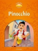 Classic Tales New Edition 5 Pinocchio (Arengo, S.)