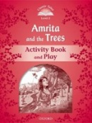 Classic Tales New Edition 2 Amrita and Trees Activity Book (Arengo, S.)